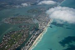 Деталь Майами, Флорида стоковое фото rf