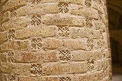 Деталь мечети Isfahan старая Стоковые Изображения RF