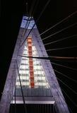 деталь моста Стоковое Фото