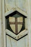 Деталь от собора Santa Maria del Fiore в Флоренсе Стоковые Фотографии RF