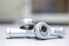 Деталь от close-up двигателя дизеля Стоковое Изображение