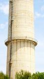 Деталь печной трубы станции тепловой мощности Foix Стоковое Изображение RF