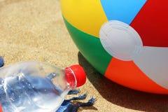 деталь пляжа Стоковое Фото