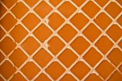 Деталь португальских застекленных плиток. Стоковые Изображения RF