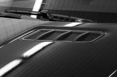 Деталь предпосылки автомобиля внешняя Стоковое Изображение RF