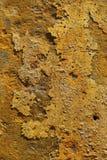 Деталь ржавчины, корозия металла стоковые изображения