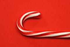деталь рождества тросточки конфеты Стоковые Фотографии RF