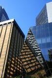 деталь Сидней города стоковое изображение