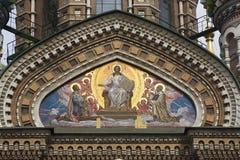 деталь собора Стоковая Фотография