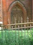 Деталь старой церков стоковая фотография rf