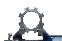 деталь струбцины с щипка Стоковое Изображение