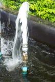 Деталь фонтана Стоковые Изображения