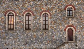 деталь церков зодчества Стоковые Фото