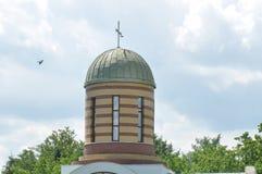 Деталь церков стоковая фотография