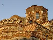 деталь церков Стоковое Изображение