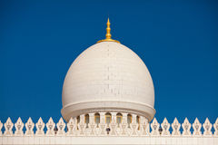 Деталь шейха Zayed Мечети в Abu Dhabi Стоковое Фото