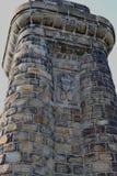 Деталь Bismarckturm на городе Хагена, Германии Стоковые Фотографии RF