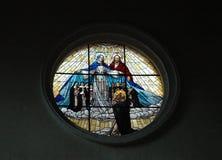 деталь dubrovnik собора Стоковая Фотография