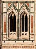 деталь florence Италия базилики Стоковая Фотография