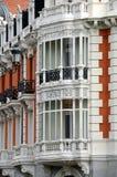 деталь madrid Испания здания Стоковые Изображения