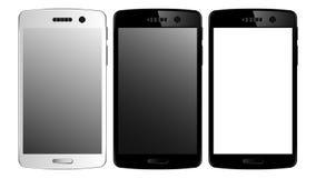Детализированная концепция Smartphone иллюстрация штока