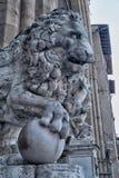 Детализируйте della Signoria Palazzo Vecchio или Palazzo в Флоренсе, Италии Стоковые Фото