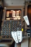 Детали арены авиалайнера Стоковые Фотографии RF