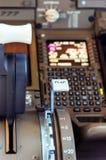 Детали арены авиалайнера Стоковое фото RF