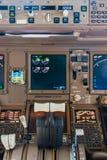 Детали арены авиалайнера Стоковая Фотография RF