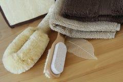 Детали ванной комнаты Стоковая Фотография