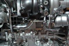 Детали двигателя автомобиля стоковые фото