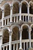 Детали винтовой лестницы Стоковое фото RF