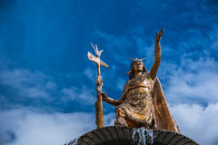 Детали города Cusco Перу Стоковое Фото