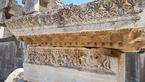Детали греческих символов стоковая фотография rf
