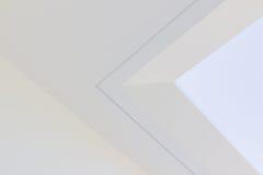 Детали конструкции - консольный сляб с пазом Стоковое фото RF
