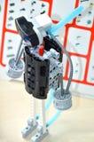 Детали набора для робототехники Стоковая Фотография RF