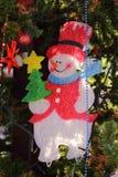 Детали 2 рождественской елки Стоковое Изображение RF