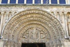 Детали собора Rochester, Англия Стоковые Изображения RF