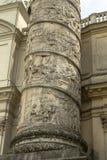 Детали столбца Стоковые Фотографии RF