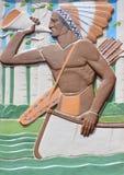 Детали фризов здания ботанического сада Монреаля главного Стоковые Фото