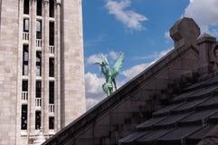 Детали церков Sacre Coeur Стоковая Фотография