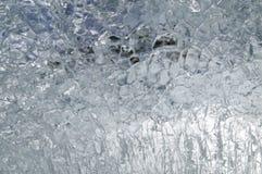 Детали льда великолепные Стоковое Изображение RF