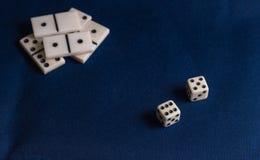 Детали для игр таблицы Стоковая Фотография RF