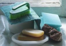 Детали для мыть Стоковые Фото