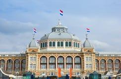 Детали Kurhaus, Гааг, Голландии Стоковая Фотография