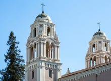 Детальная архитектура церков Стоковое Изображение RF