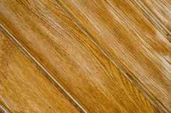 Детальный взгляд текстуры старое деревянного Стоковое Изображение