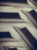 Детальный крупный план поверхности резиновой автошины Стоковая Фотография