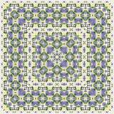 Детальный цветочный узор Стоковое Изображение