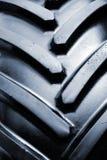 Деталь автошины трактора Стоковая Фотография RF